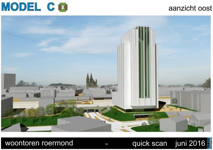 Woontoren Roermond foto 4